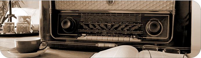 Poste de radio-Radio Haut Parleur